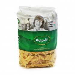 pasta baronia penne mezz.rig. 500g