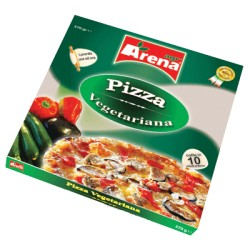 PIZZA VEGETARIANA AGRARENA € 1,50